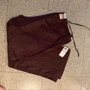 Old Navy Linen Pants NWT